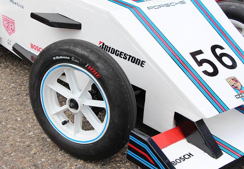 Sternfelge Formel 1