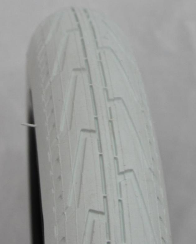 47-203 Michelin CITY.J 12 x 1/2 x 1.75 x 2 1/4 weiß